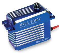 BK Servo DS-7003HV - Cyklic Servo K.Stacy edition