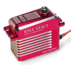 BK Servo DS-7007HV - Tail Servo K.Stacy Edition
