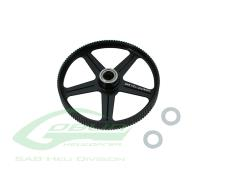 ALUMINIUM MAIN PULLEY 120T-G380,420