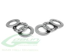 ABEC-Thrust bearing 8 x 14 x 4 (2pcs) - Goblin 500
